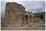 the Gate of Domitian