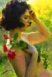 Elise by Larry Cobler and Photodelles