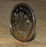 Canadiian 50 cents