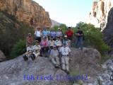 Fish Creek Canyon 11/16/2012