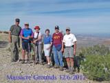 Massacre Grounds Trail 12/6/2012