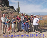 Canyon Lake In-Out 12/13/2012