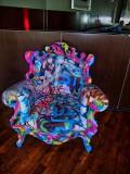 gaffiti chair