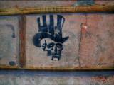 Uncle Sam Skull