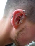 Fashion Ear Studs