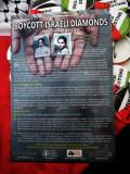 Boycott Israeli Diamonds