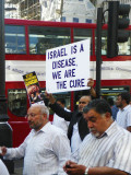 Israel is a Disease, We are the Cure