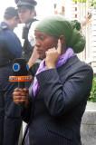 Pretty Press TV Reporter
