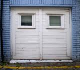 Square Garage Door