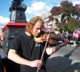 Antoan, the Violin Player
