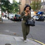 While Walking Calling