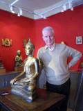 Antique Buddhas Dealer