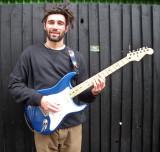 Pablo, Brazilian Guitarist