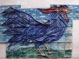 Blue Cock