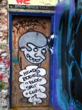 Funny Face Garffiti