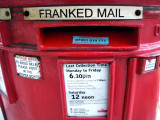 Franked Mail