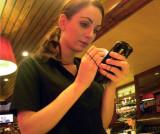 Sabrina, the Waiter