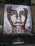 Vhils portrait