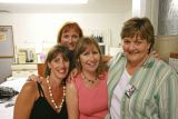 Leslie  Nelson , Cathey Harris, Jodee  Essensa, and Nancy Bell ( Maiden Names)