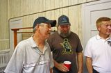 Rick, Mosebach , Doug Ames and  Walter Jones