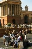 Making movies outside the Central Secretariat