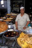 A cook in Chandni Chowk