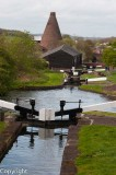 Stourton Canal, near the Red House Glass Cone