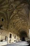 Cloister of the Parador at Leon