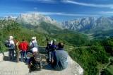 Picos de Europa, Castilla y Leon. The Rio Cares valley
