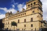 Main building of Salamanca University, older even than Oxford