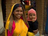 India, January 2013: Street life