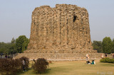 Unfinished Alai Minar