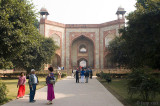 Gate to Humayun's Tomb
