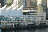 Docking at Canada Place