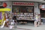 A newstand - life in the Old Town (Ciudad Vieja)