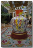 The vase in...