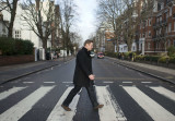 Nic at Abbey Road