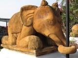 Anantara Bangkok Riverside Resort Elephant
