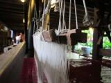 Jim Thompson House silk loom