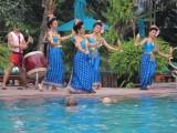 Traditional Thai dancing