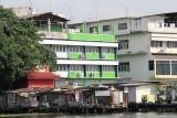 Chinatown near the Chao Phraya River