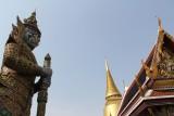 Yaksha guarding the Grand Palace