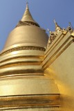 Golden Phra Siratana Chedi