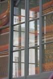 Grand Palace Window Reflection