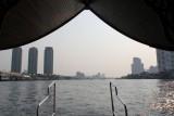 Anantara Shuttle Boat on the Chao Phraya River