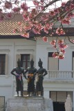 Three Kings Monument of Chiang Mai