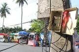 Chiang Mai Walking Street Electricity