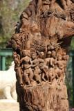 Chiang Mai Zoo Wood Carving