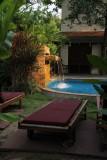 Baan Orapin Pool and Fountain