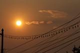 Nakhon Phing Bridge sunset